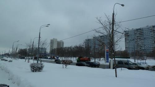 Профсоюзная улица, Москва