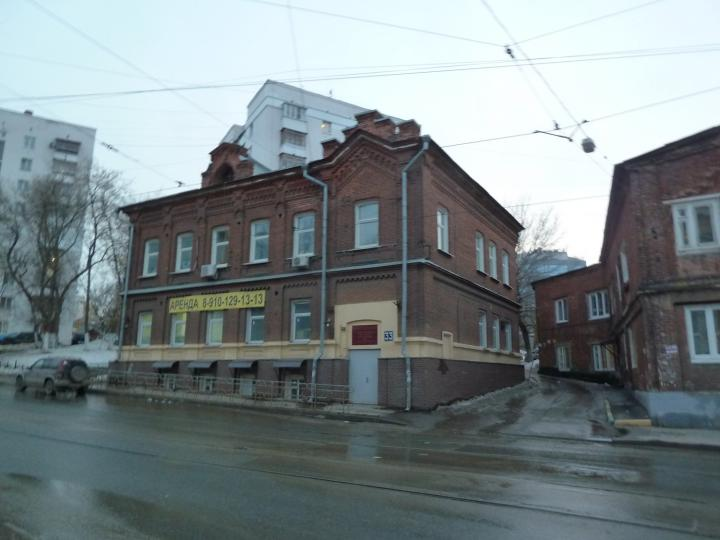 улица Ильинская, дом 33, Нижний Новгород - Дома России фото