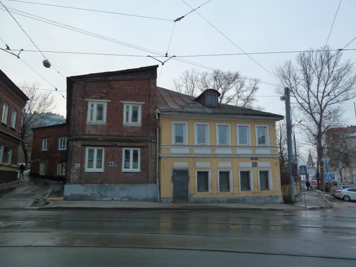 улица Ильинская, дом 33а и дом 31, Нижний Новгород - Дома России фото