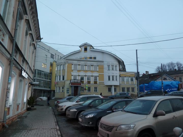 Нижний Новгород, улица Сергиевская 10/42 - Дома России фото
